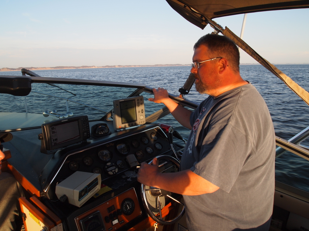 Charter Captains in Muskegon