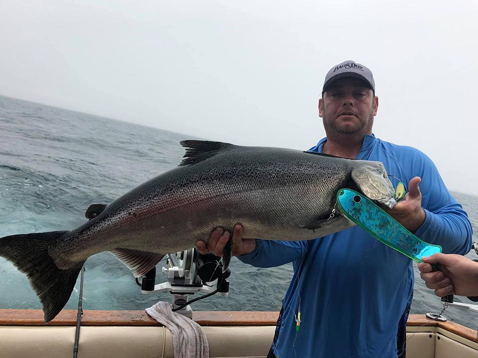 Fishing in Michigan