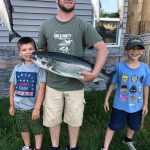 Steelhead Fishing in Muskegon and Michigan Lake