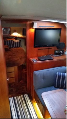 Ball Deep Charters - The Boat